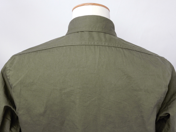 ナイジェルケーボン(NIGEL CABOURN)の20'sプルオーバーシャツ